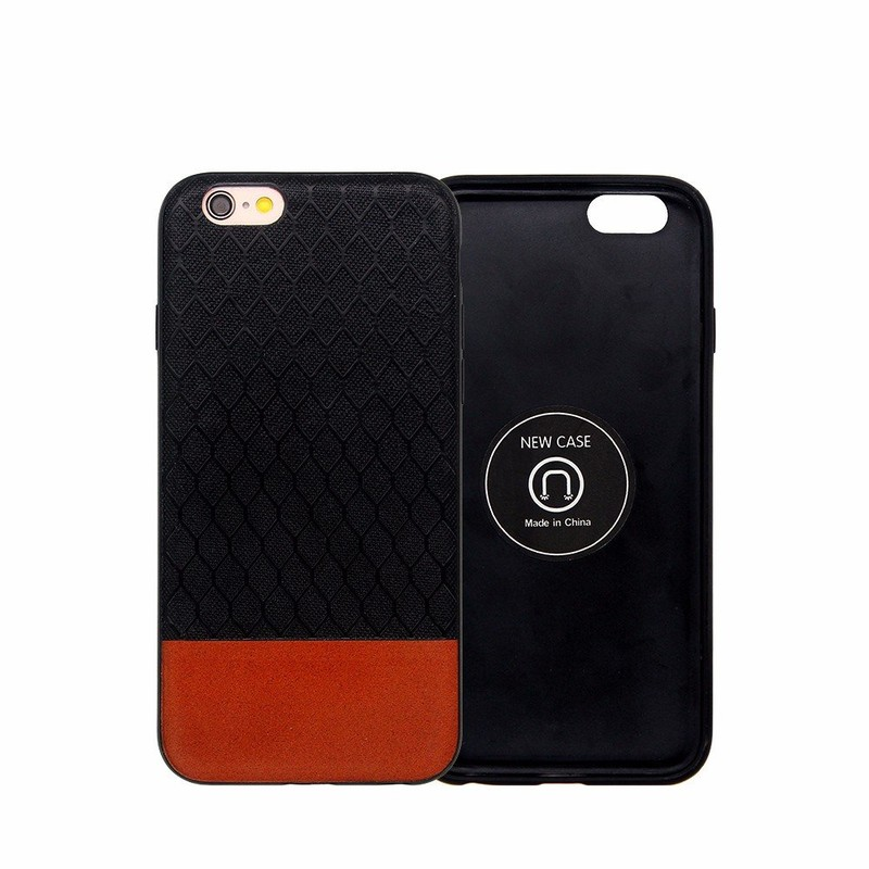 Pretty Paste Leather Phone Case for iPhone 6