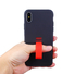 iPhone X TPU Phone Case with Removable  Ring Holder