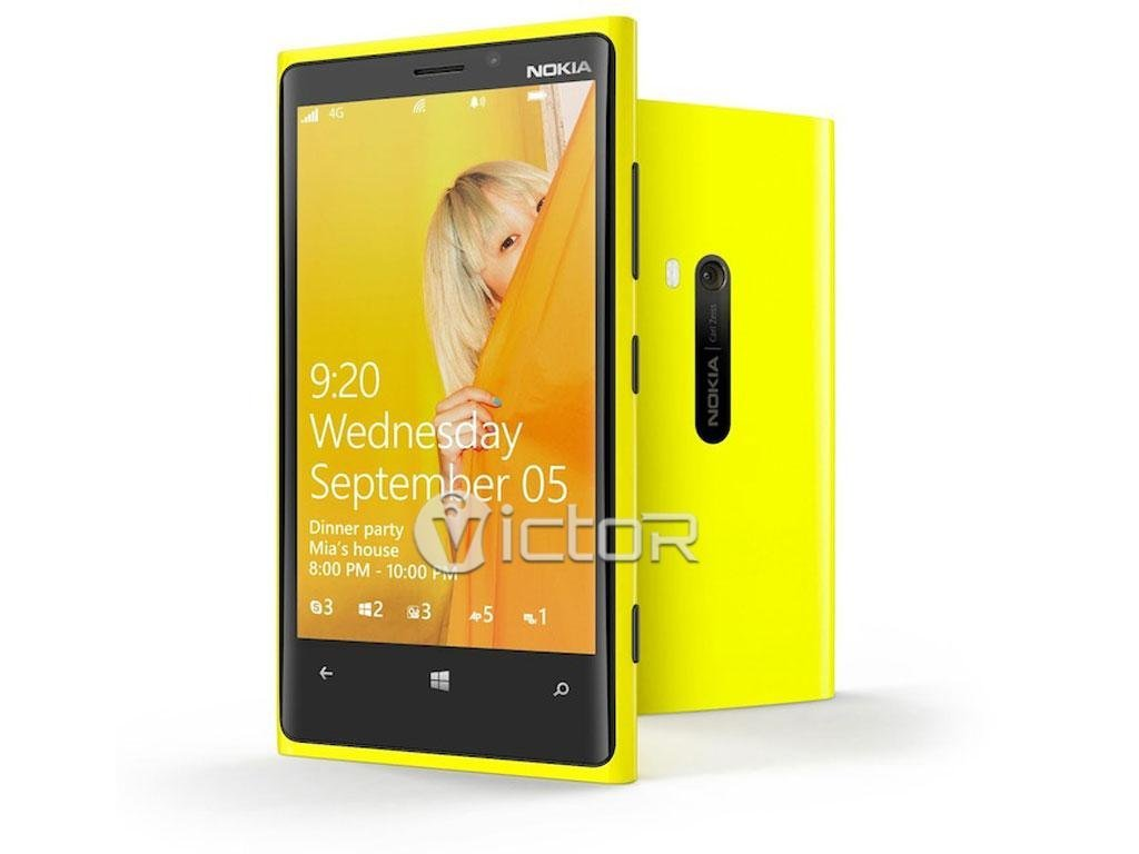 lumia 920 - nokia lumia 920 - smartphone manufacturer - 1