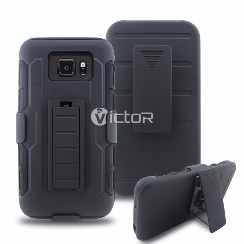 Victor Multifunction Samsung S7 Robot Phone Case with Back Cover