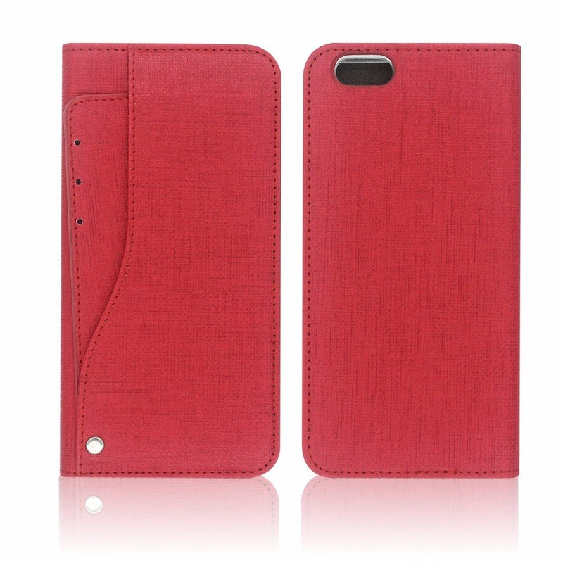 Victor  PU and TPU leather Case for iPhone 6 PLus