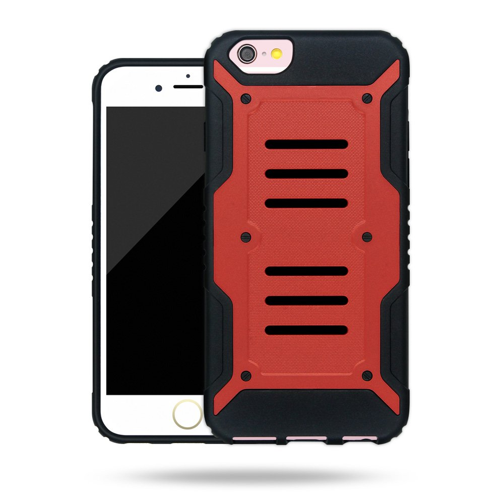 Victor TPU+PC X-man Design Phone Back Cover for iPhone 6s