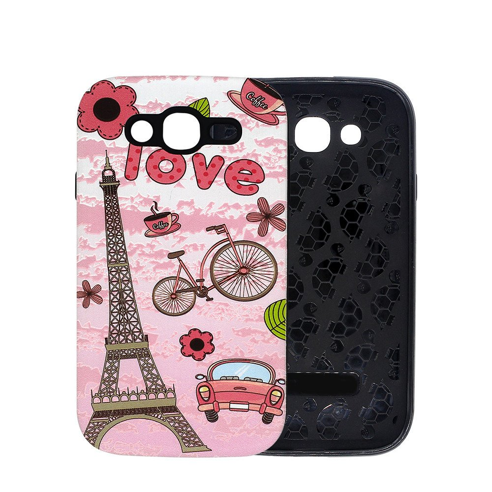 2in1 Protective Samsung i9082 Phone Case