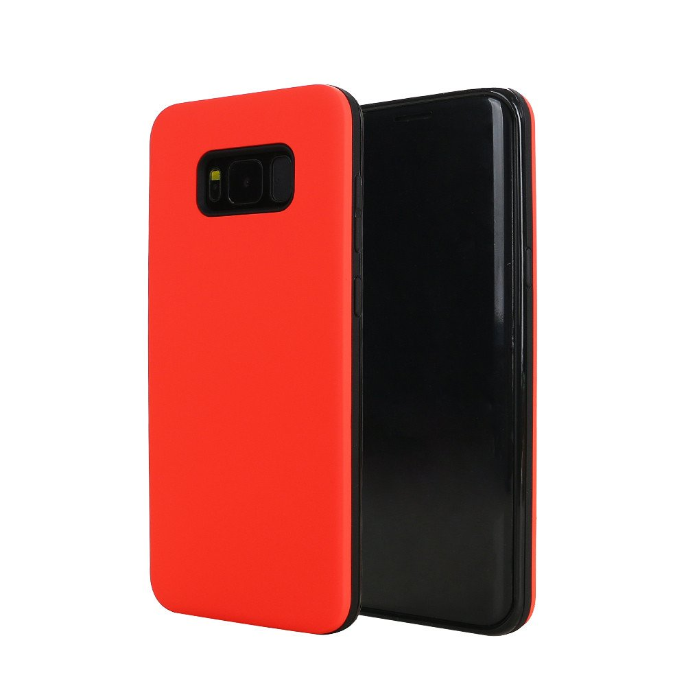 Classic Design Combo Case for Samsung S8 Plus