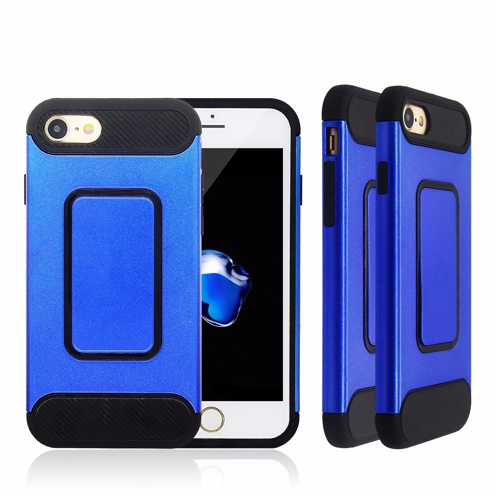2in1 PC+Thick TPU Protective Case for iPhone 7