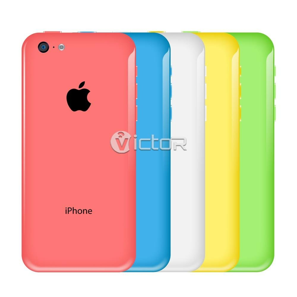 plastic material smartphone - iphone 5c - iphone - 1
