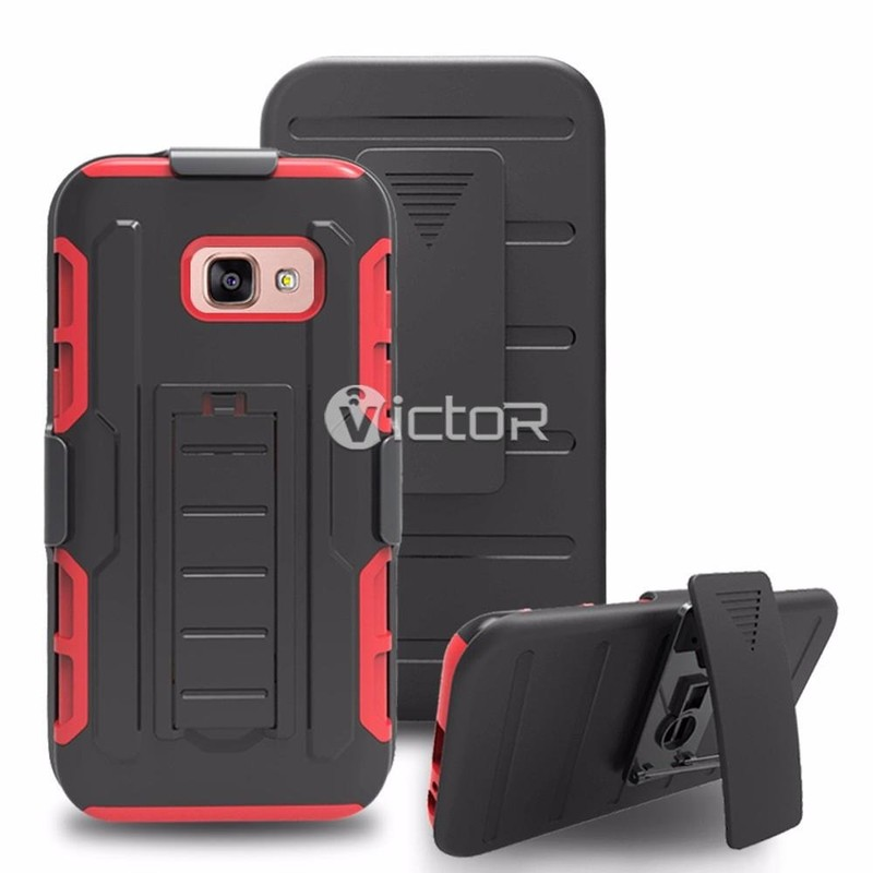 Victor 3in1 User-friendly Samsung Robot Phone Cases