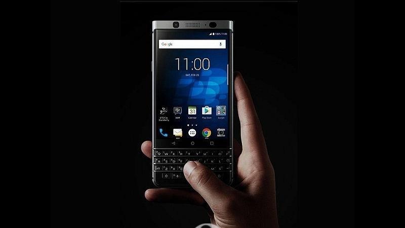 blackberry keyone - blackberry smartphone - keyboard smartphone - 1