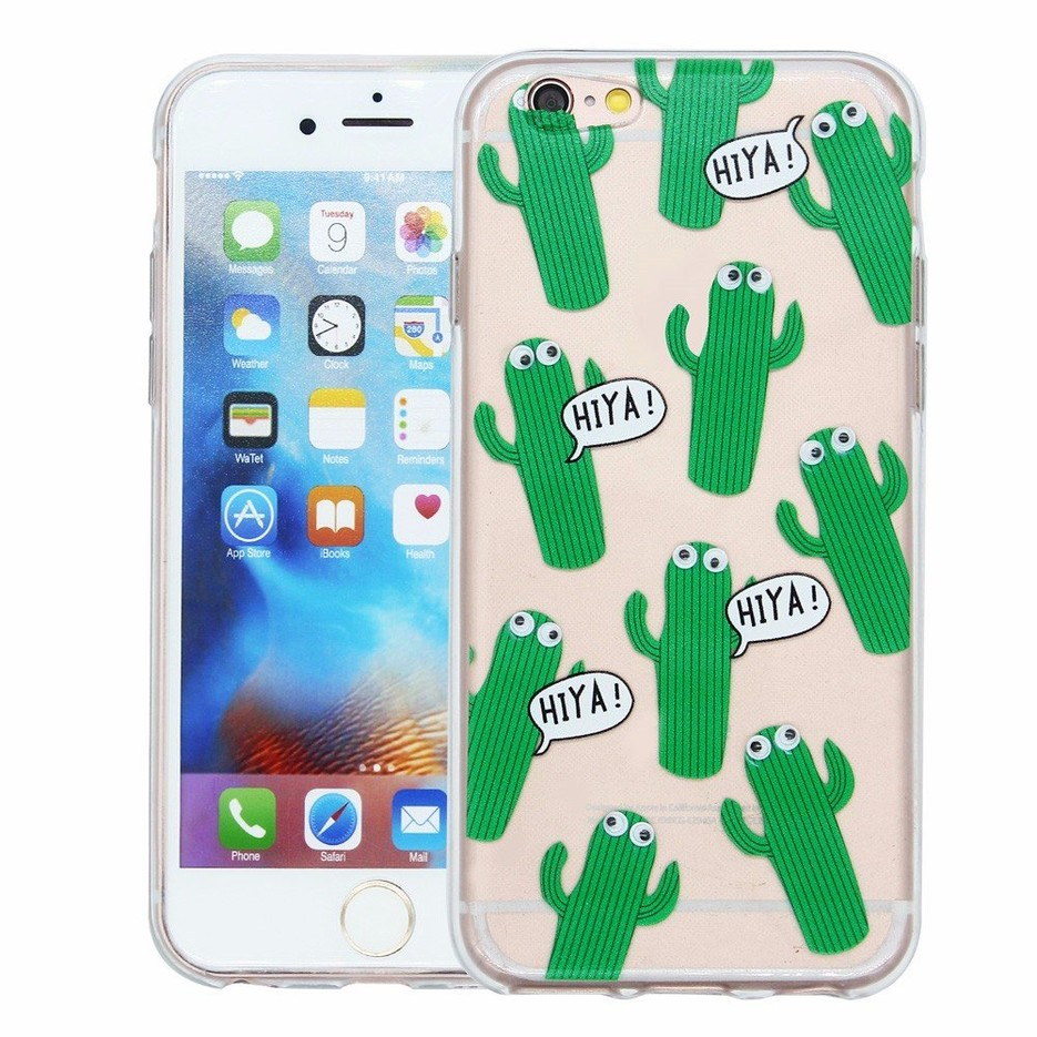 Victor Funny TPU iPhone 6s Cell Phone Cases for Wholesale