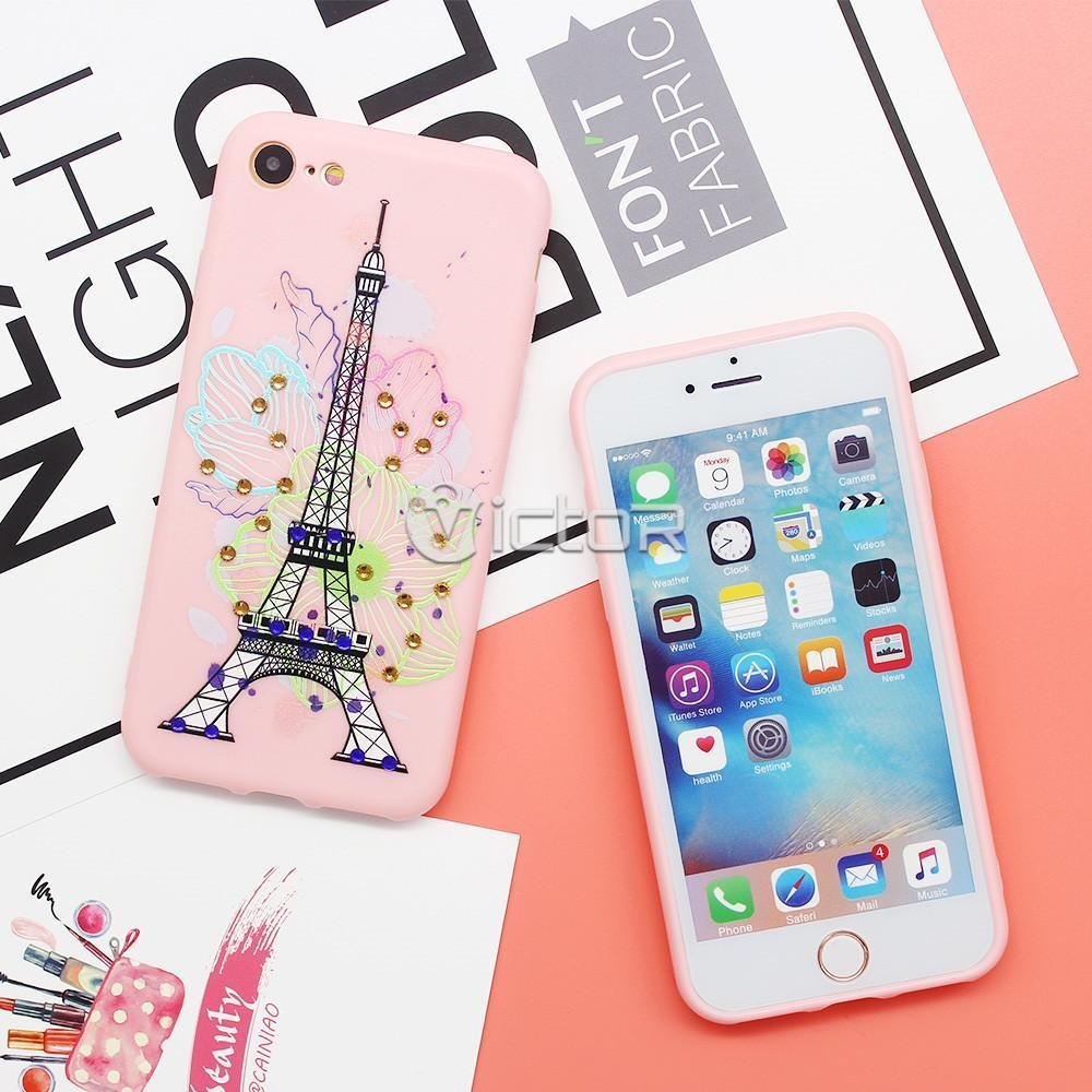 phone cases - smartphone accessories - tpu phone case for iphone 7 - 1