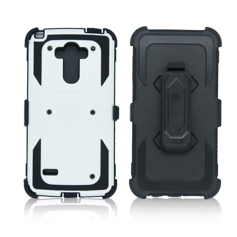 Victor Full Protective PC Hard Shell Mobile Phone Cases for LG