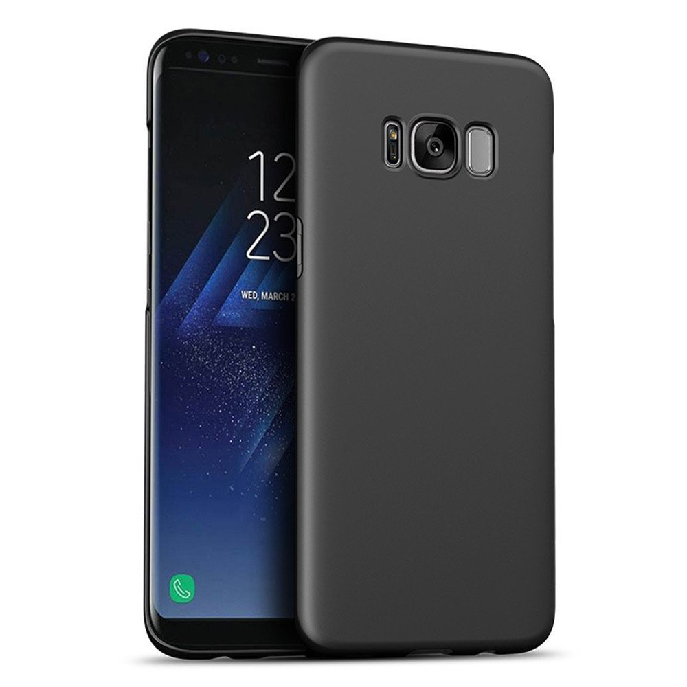 Rubberized Ultra Slim PC Phone Case for Samsung S8