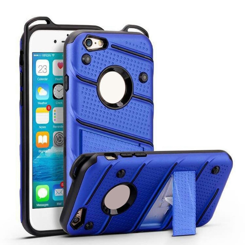 Cool Thick iPhone 7 Armor Case with Kickstand