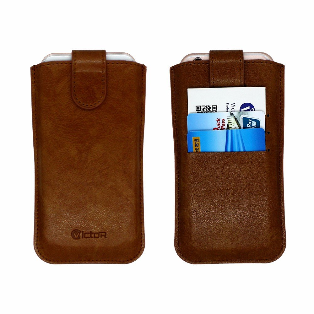 Victor Universal iPhone 6s Flip Leather Case wholesale
