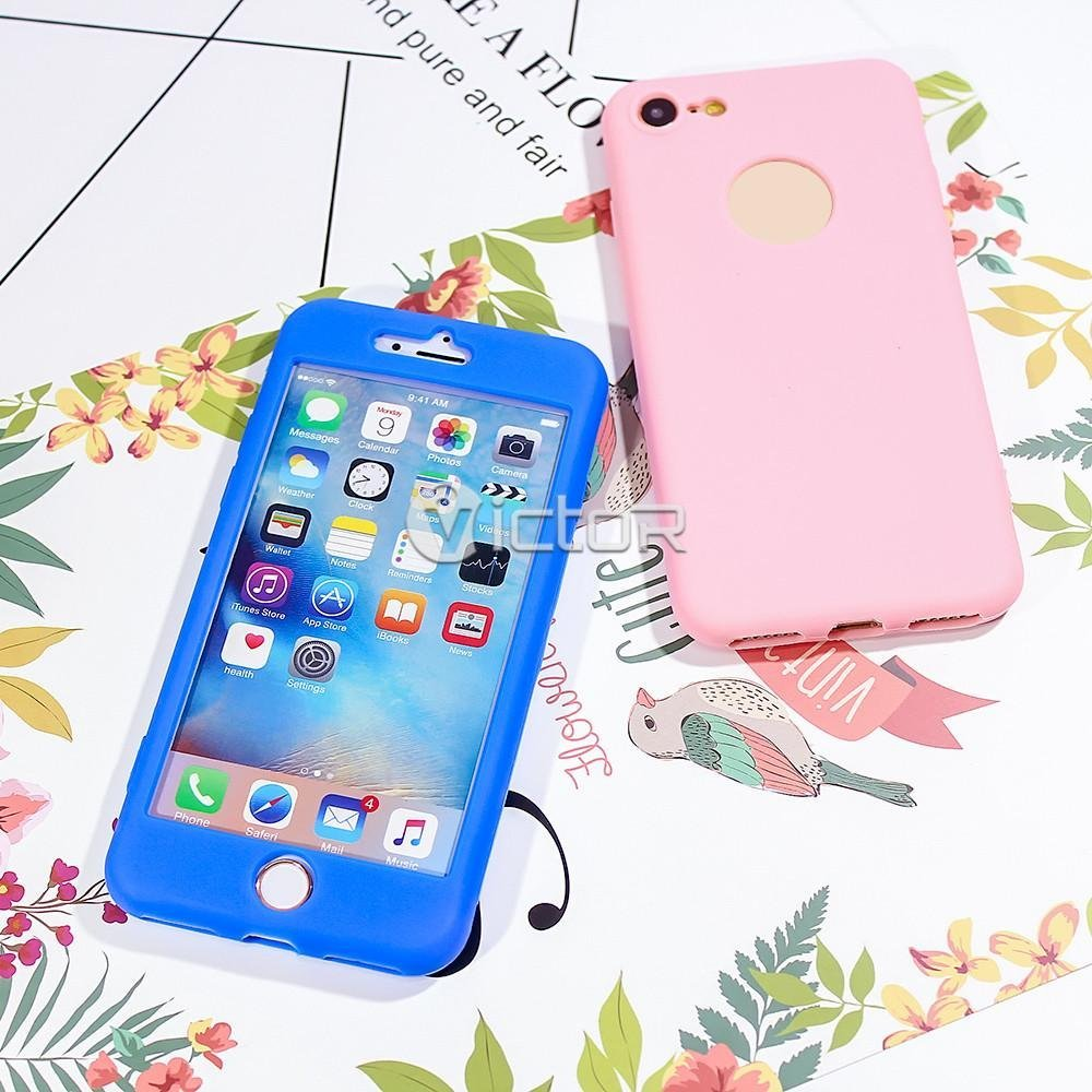protective phone case - silicone case - phone case for iPhone 7 - (15)