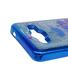 Bicolour Plating Liquid Sand Case for Samsung Phone