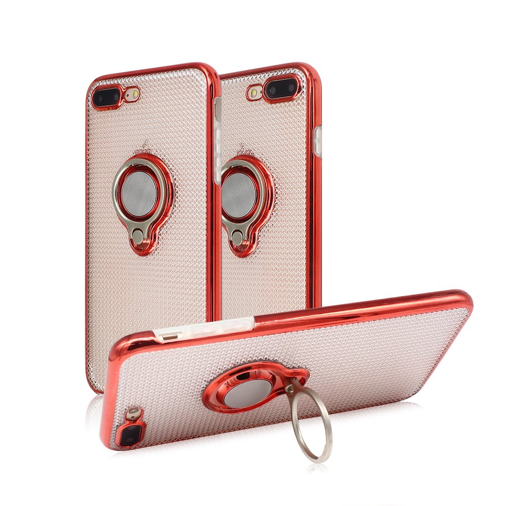 Fretwork Electroplated PC Phone Case for iPhone 7 Plus