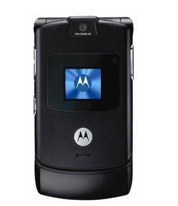 motorola phones - motorola v3 - motorola flip phone - 1