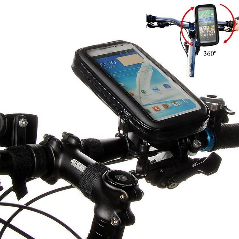 Phone Bag with Large Space - Rotatable Bike Phone Bag for Wholesale
