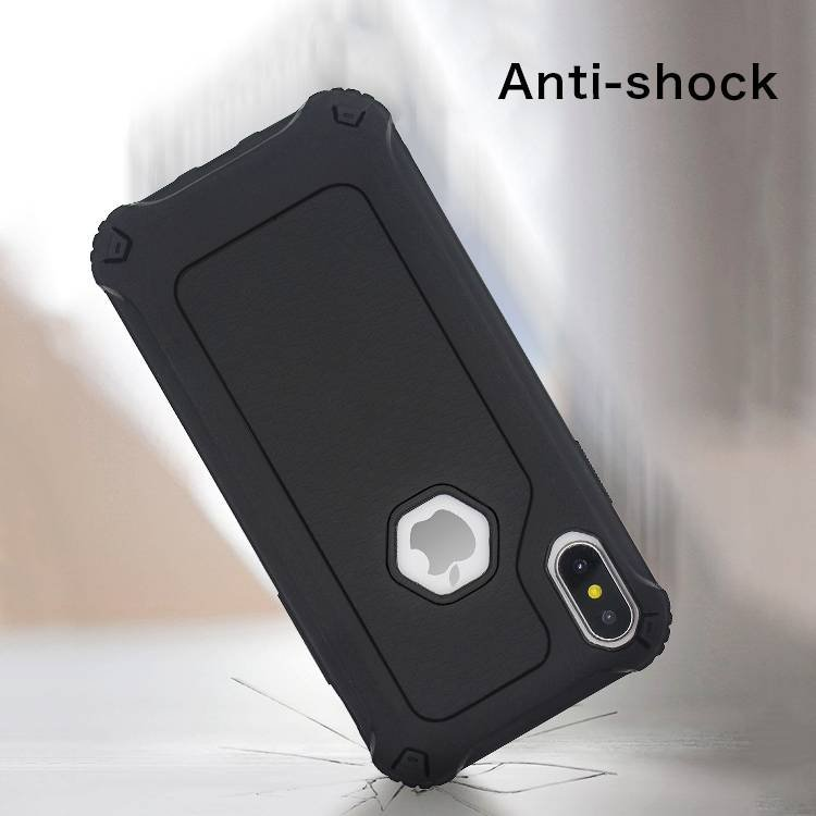 Hybrid TPU Anti-drop Cover for IPhone X Wholesale