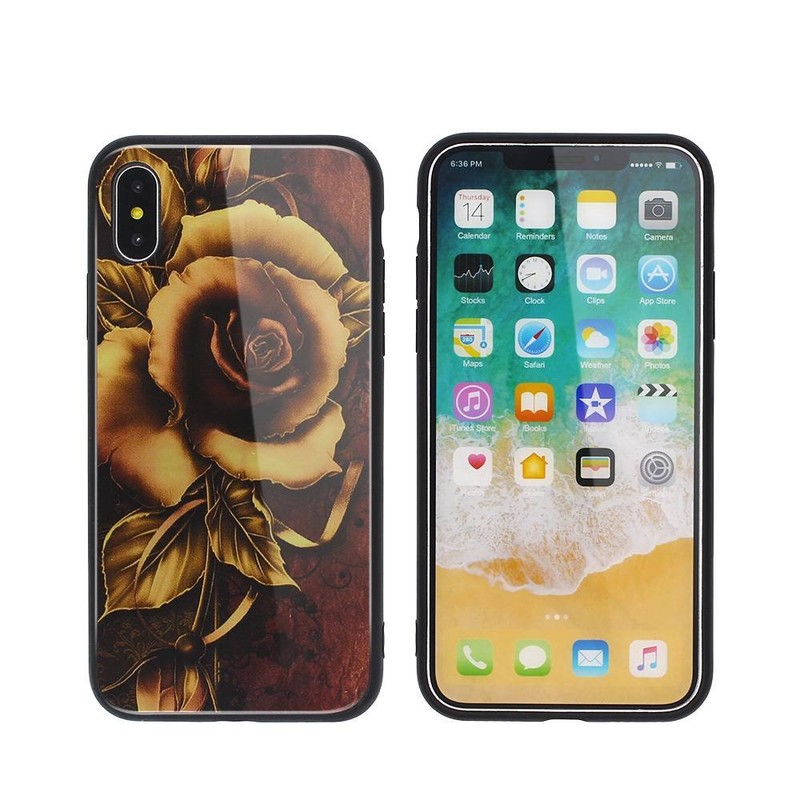 Newest IPhone X Color Plating Case Wholesale