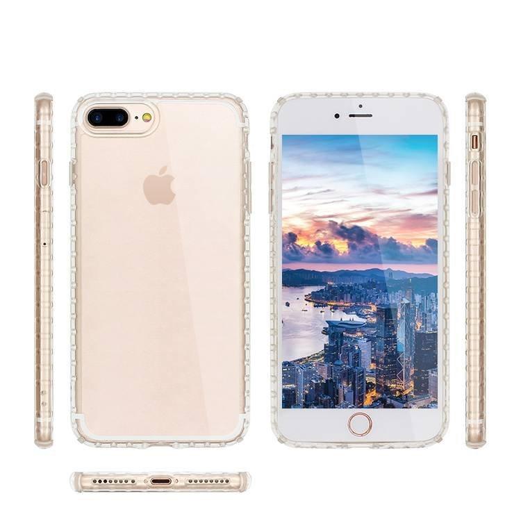 Estuche transparente TPU Clear para iPhone 7 al por mayor