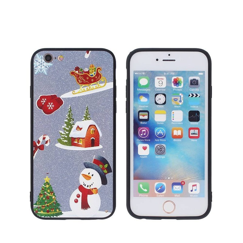 Printing Christmas Case for iPhone 6/7/8 wholesale