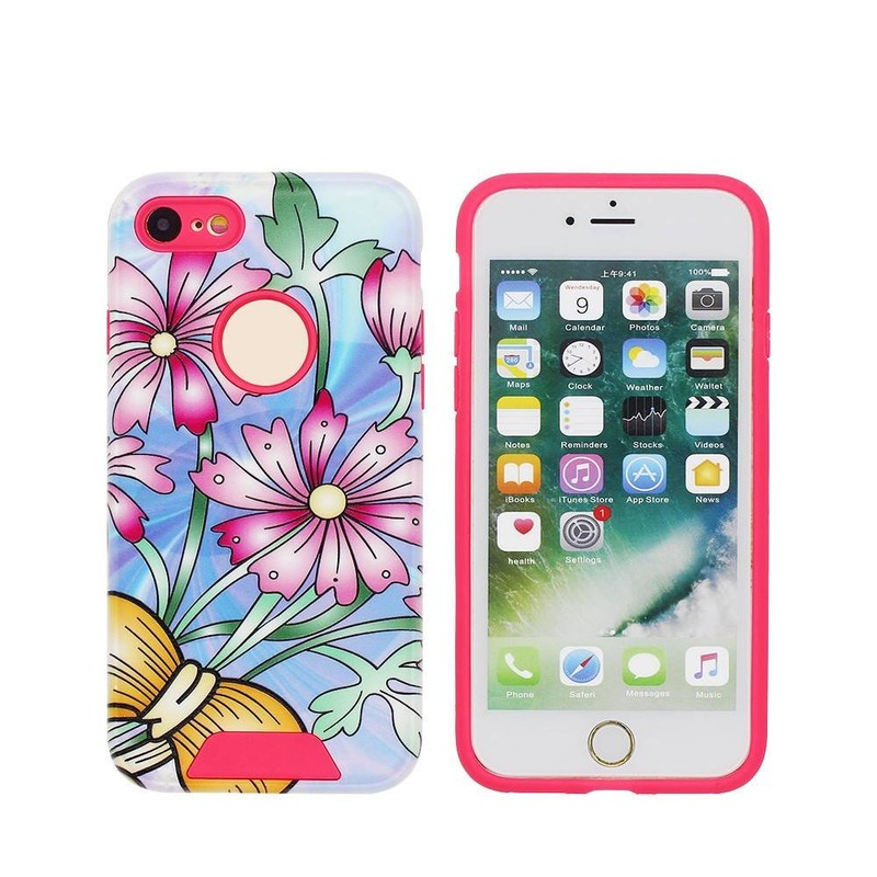 Pretty iPhone 7 Cases with Pink TPU Cases for Protection