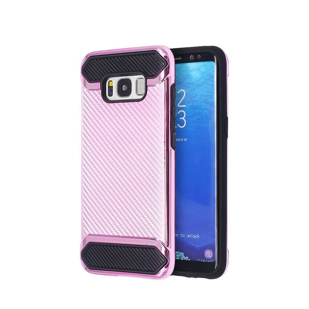 Combo Samsung S8 Protective Case Including Two Parts