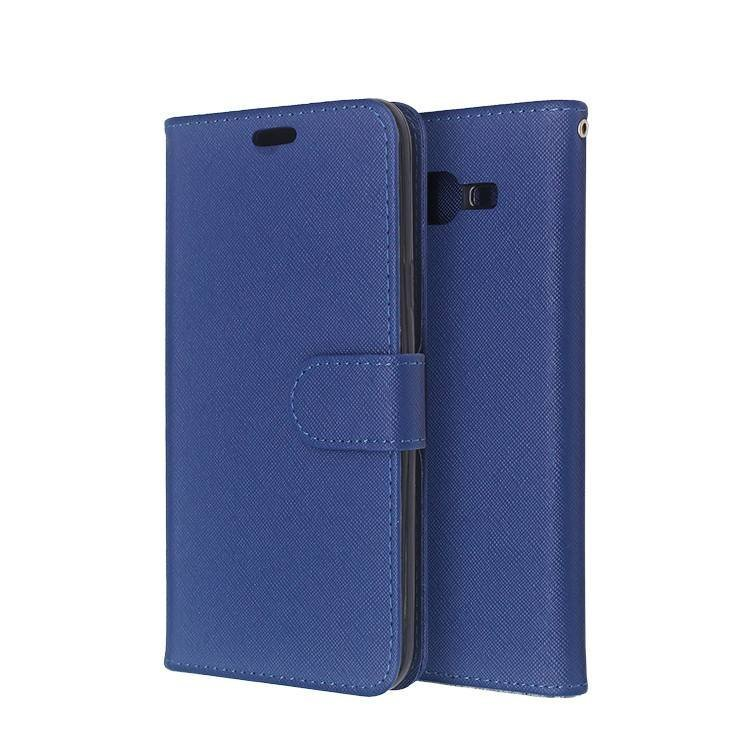 Wholesale Leather Flip Case for Samsung J7 NEO