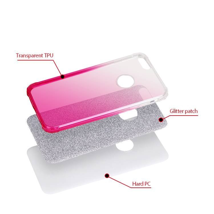 Gradient Glitter Case for IPhone 6 Wholesale