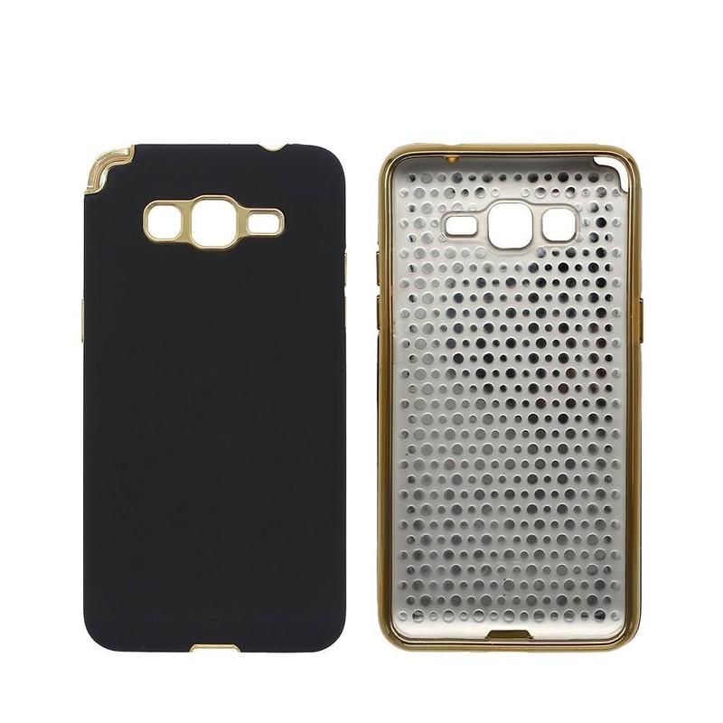 Samsung Grand Prime Case - Hybrid Combo Case for Samsung
