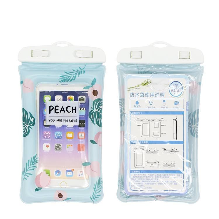 Universal Cartoon Waterproof Phone Case Wholesale