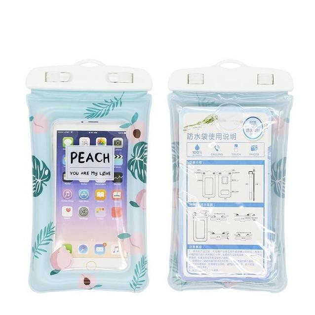Universal Cartoon Waterproof Phone Case Wholesale