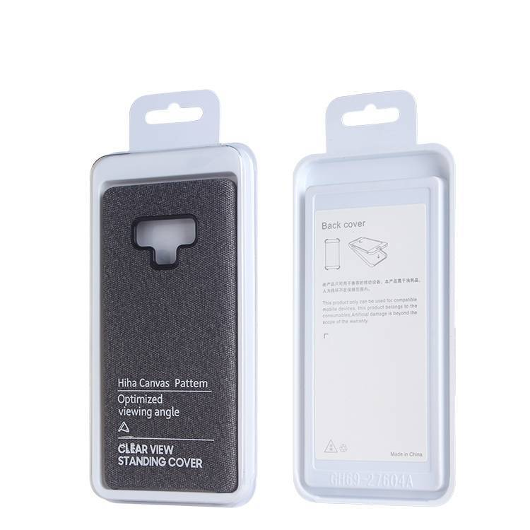 Hiha Canvas Leather Case for Samsung Note 9 Wholesale