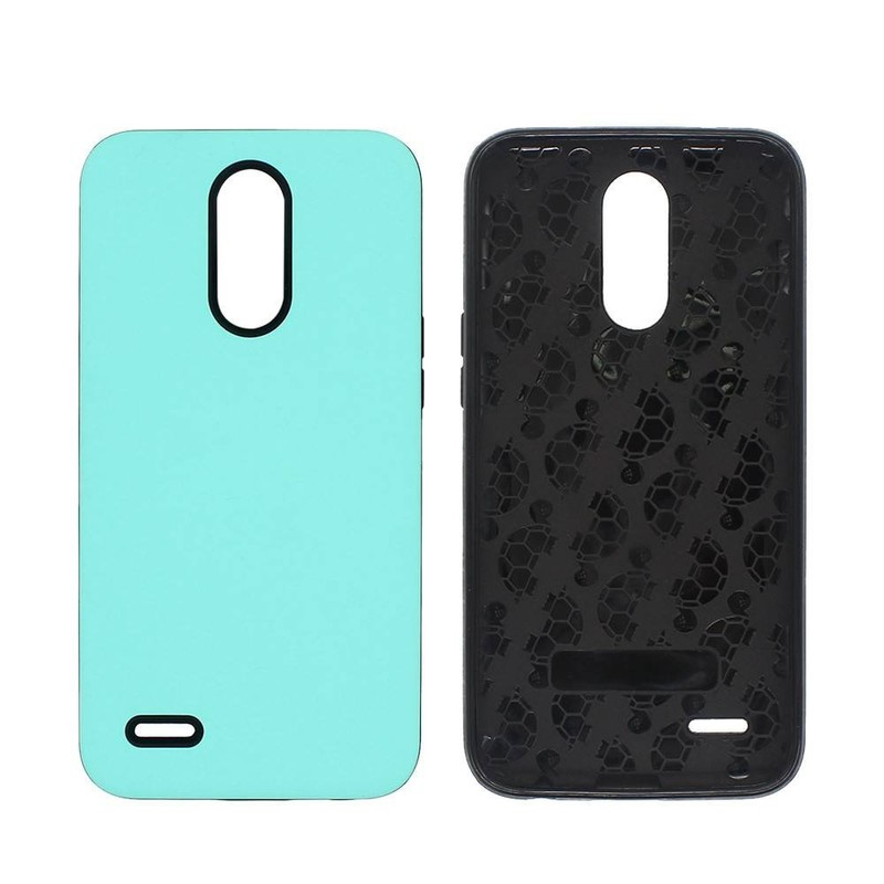 LG K10 2017 Case with a PC and a Thick TPU Part