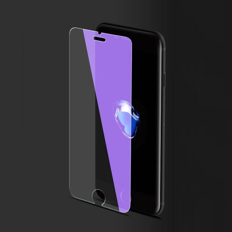High Clear Transparent Anti Blue Light  Screen Protector For iPhone 7