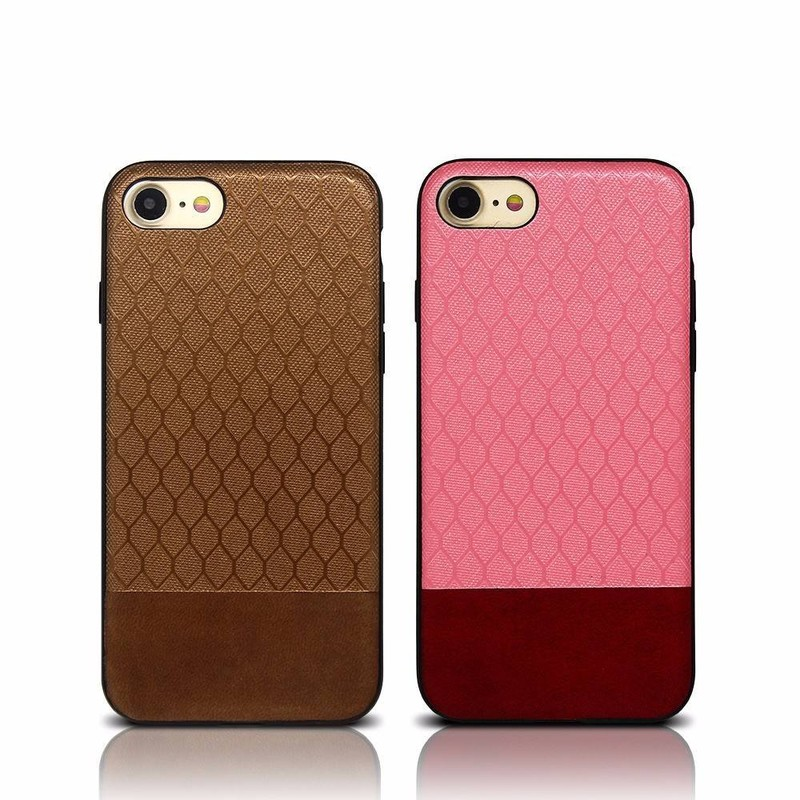 Driver Friendly Magnetic Paste Leather iPhone 7 Case