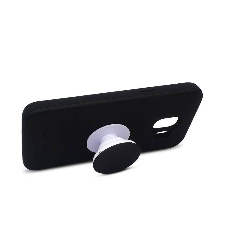 2 in 1 Case with popsocket for Samsung J2 PRO 2018