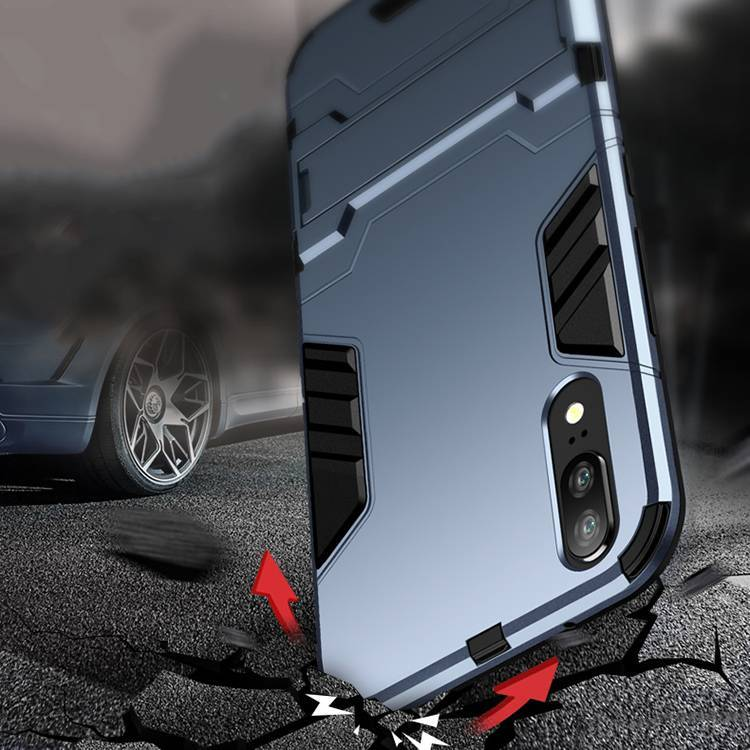 Protetctive Hybrid case for Huawei P20 lite