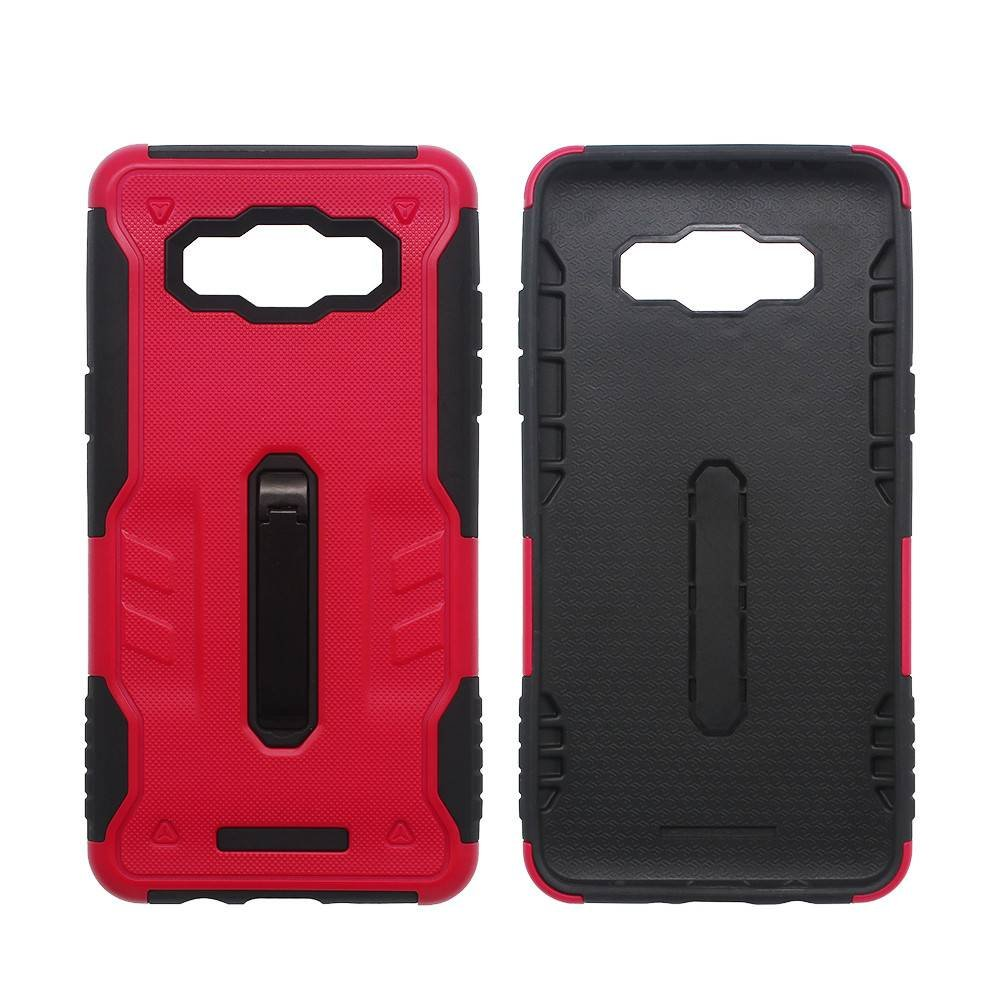 Awesome Protective Case for Samsung J510 with Stand