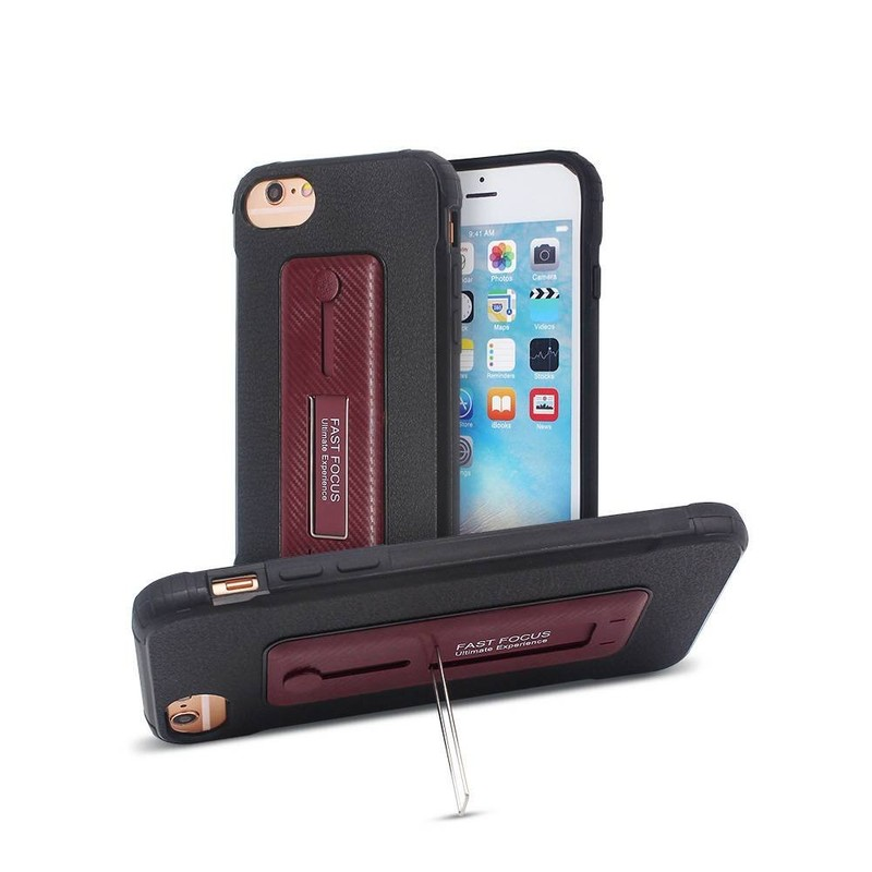 Anti-drop Universal Case With Kickstand for iPhone 6/7 wholesale