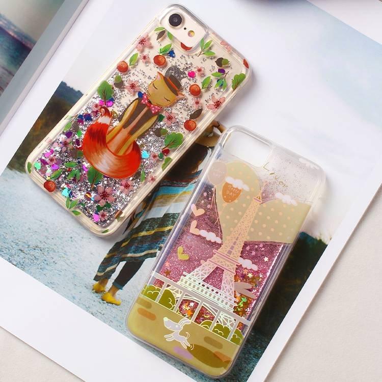 IMD Liquid Case for iPhone 7