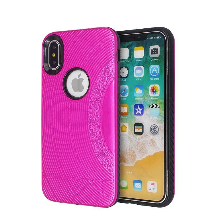 2 in 1 Super thin IPhone X Case Wholesale