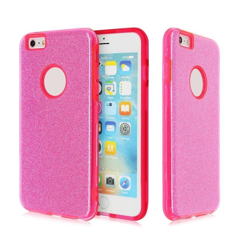 Slim iPhone 6 Plus Case con el interior de papel brillante
