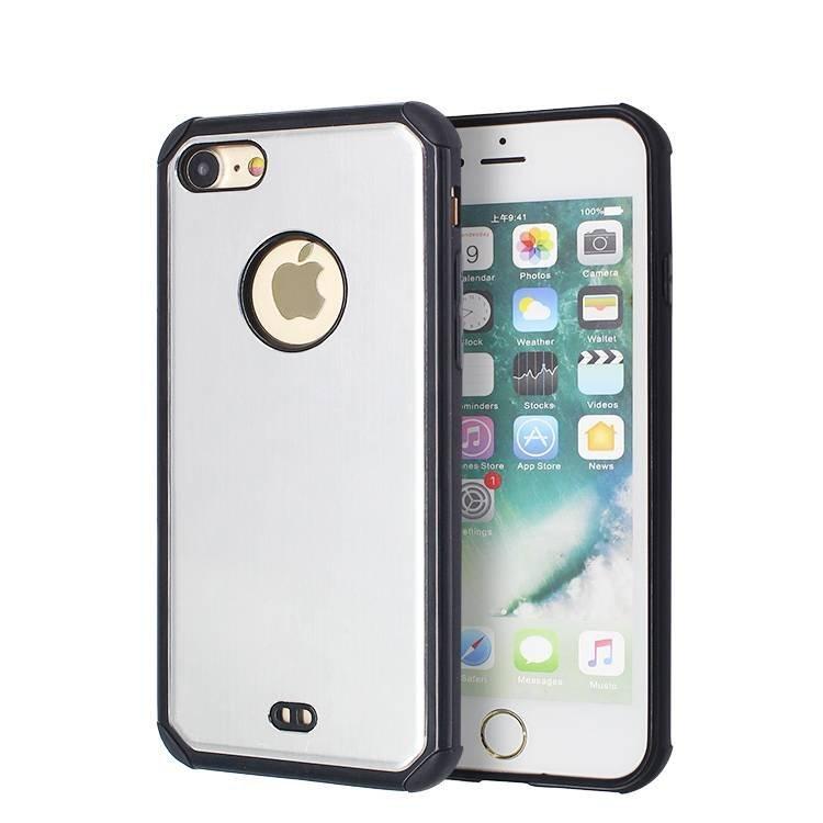 3 Funda protectora en 1 para iPhone 7 al por mayor