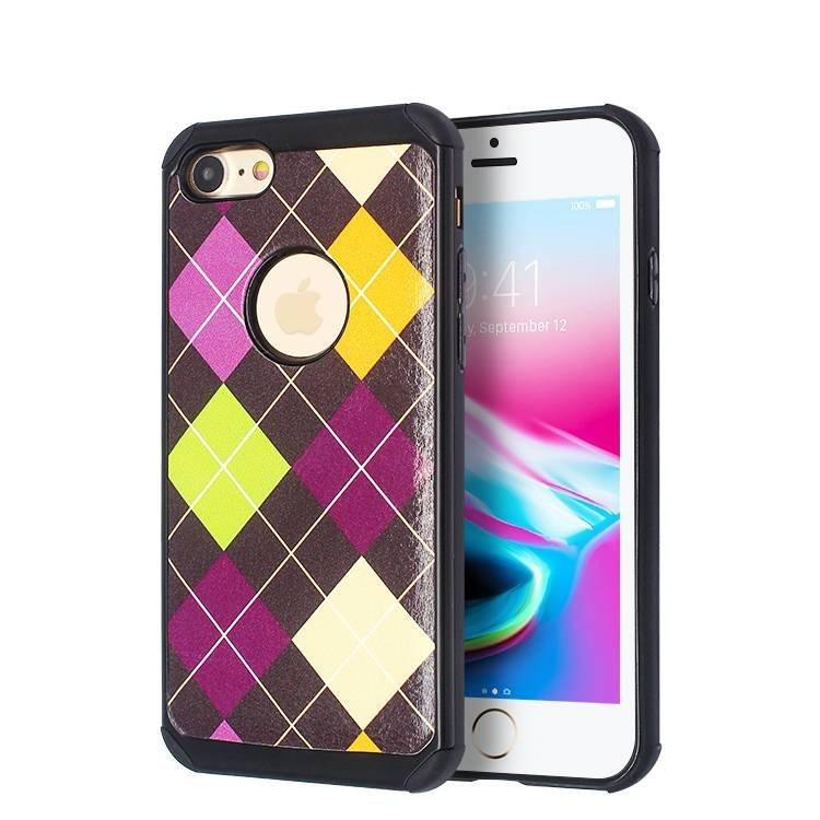 IPhone 8 Venere Gluing Leather Case al por mayor