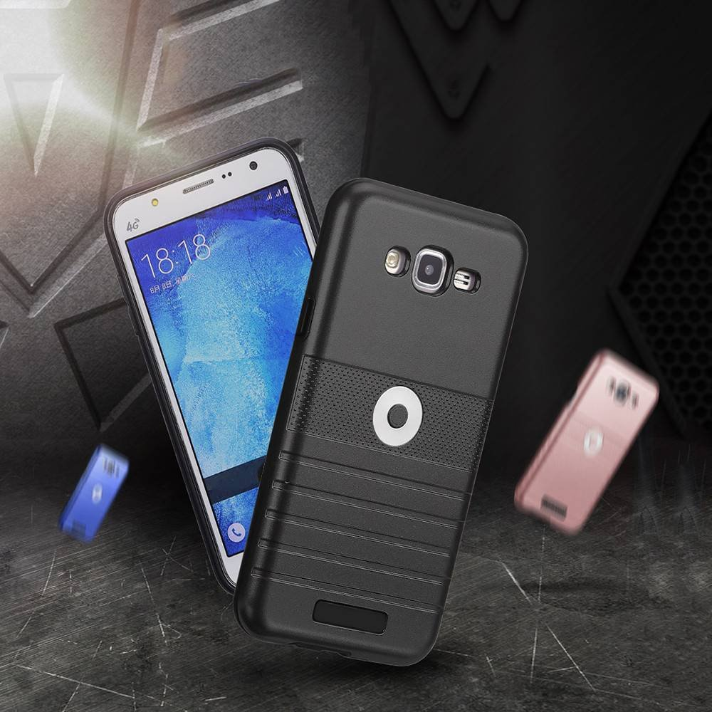 Thick TPU Phone Case for Samsung J7 for Wholesale
