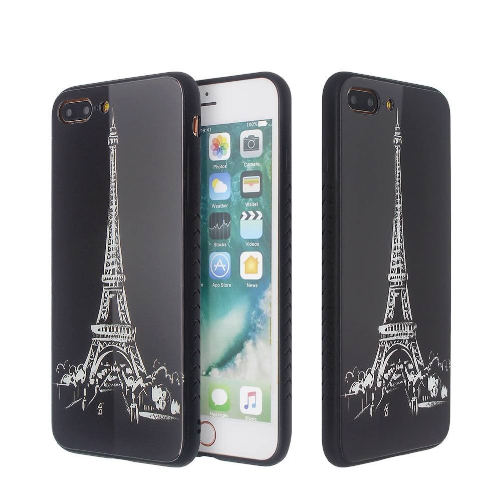 Mirror phone case for iphone 6 6s 7 8 wholeslae for Phone mirror