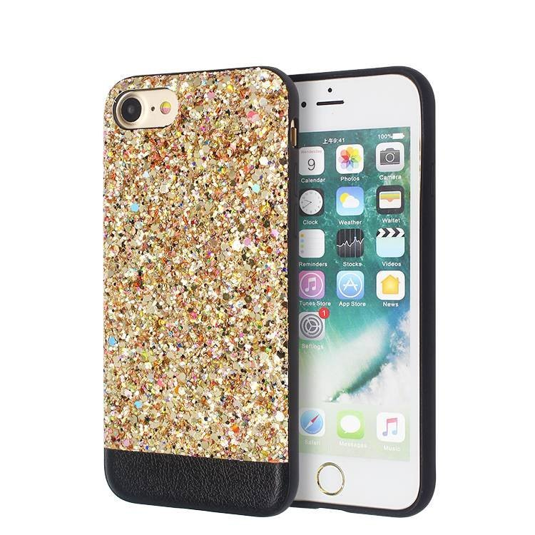 Sparkle Bling Case For IPhone 7 Back Cover Wholesale